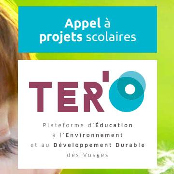 TER'o : Appel à projets scolaires