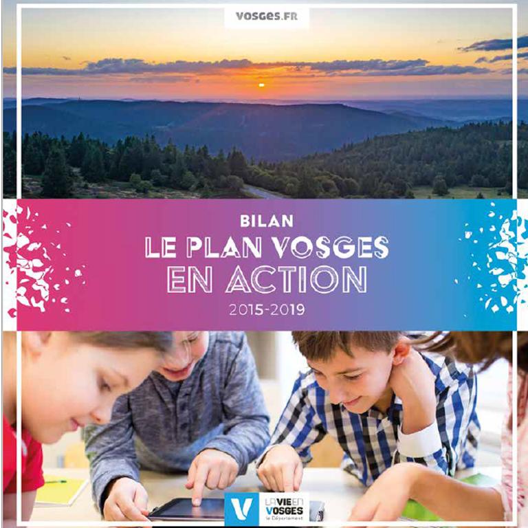 Le plan Vosges en action 2015-2019