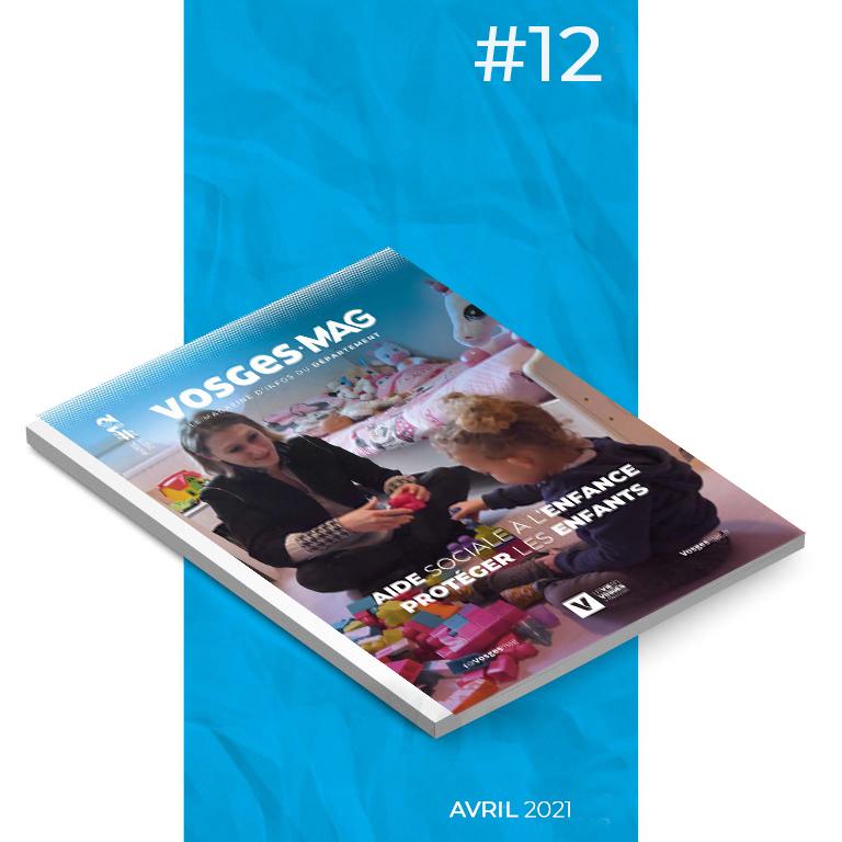 Vosges Mag #12 - Avril 2021