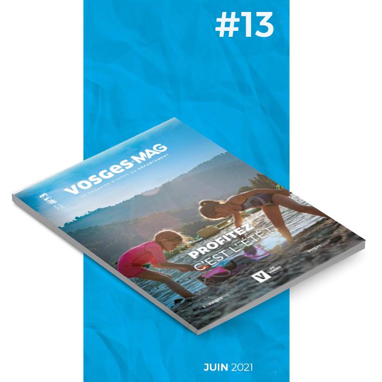 Vosges Mag #13 - Juin 2021